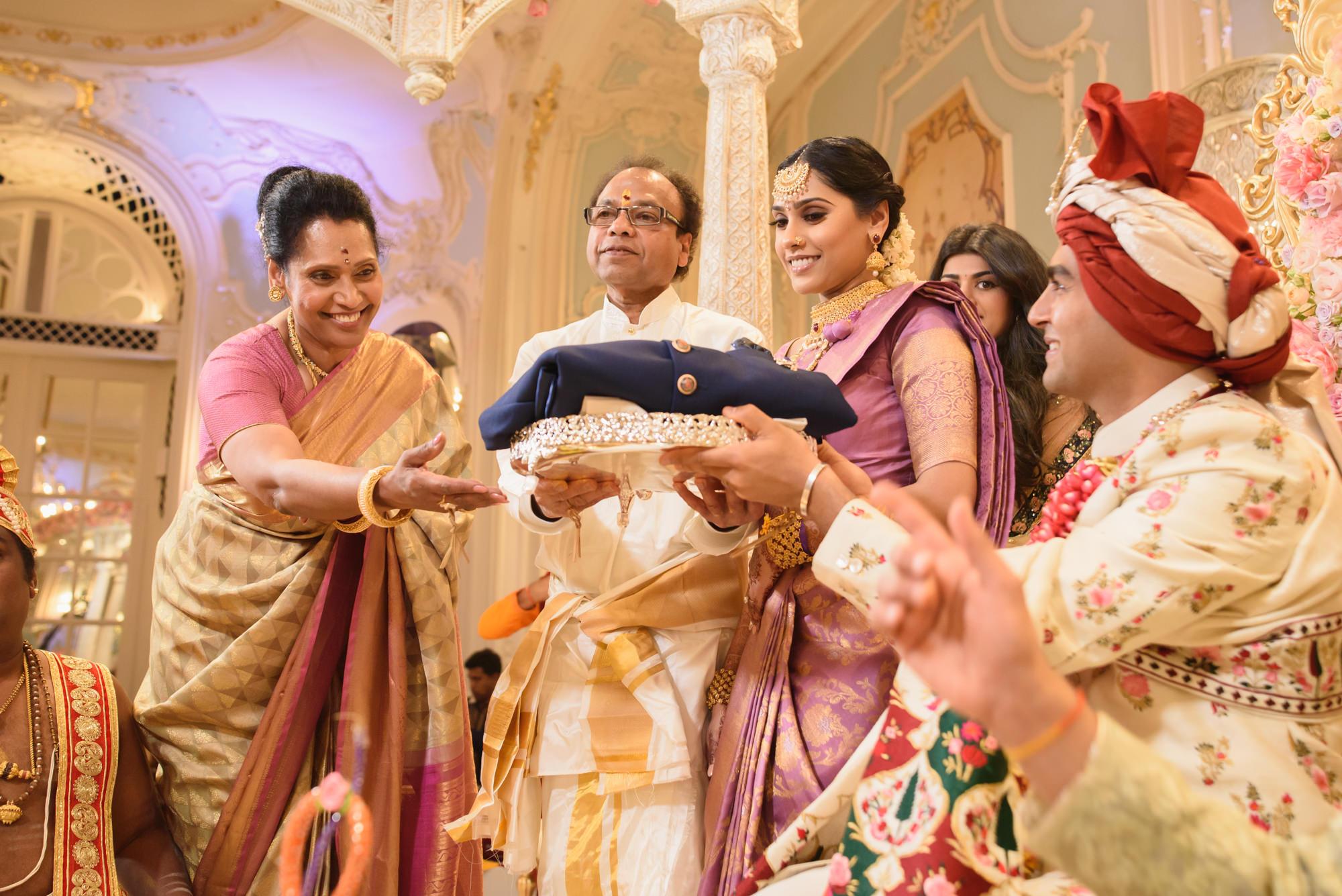 Tamil Gujrati hindu wedding photography photographer london the savoy -50.jpg
