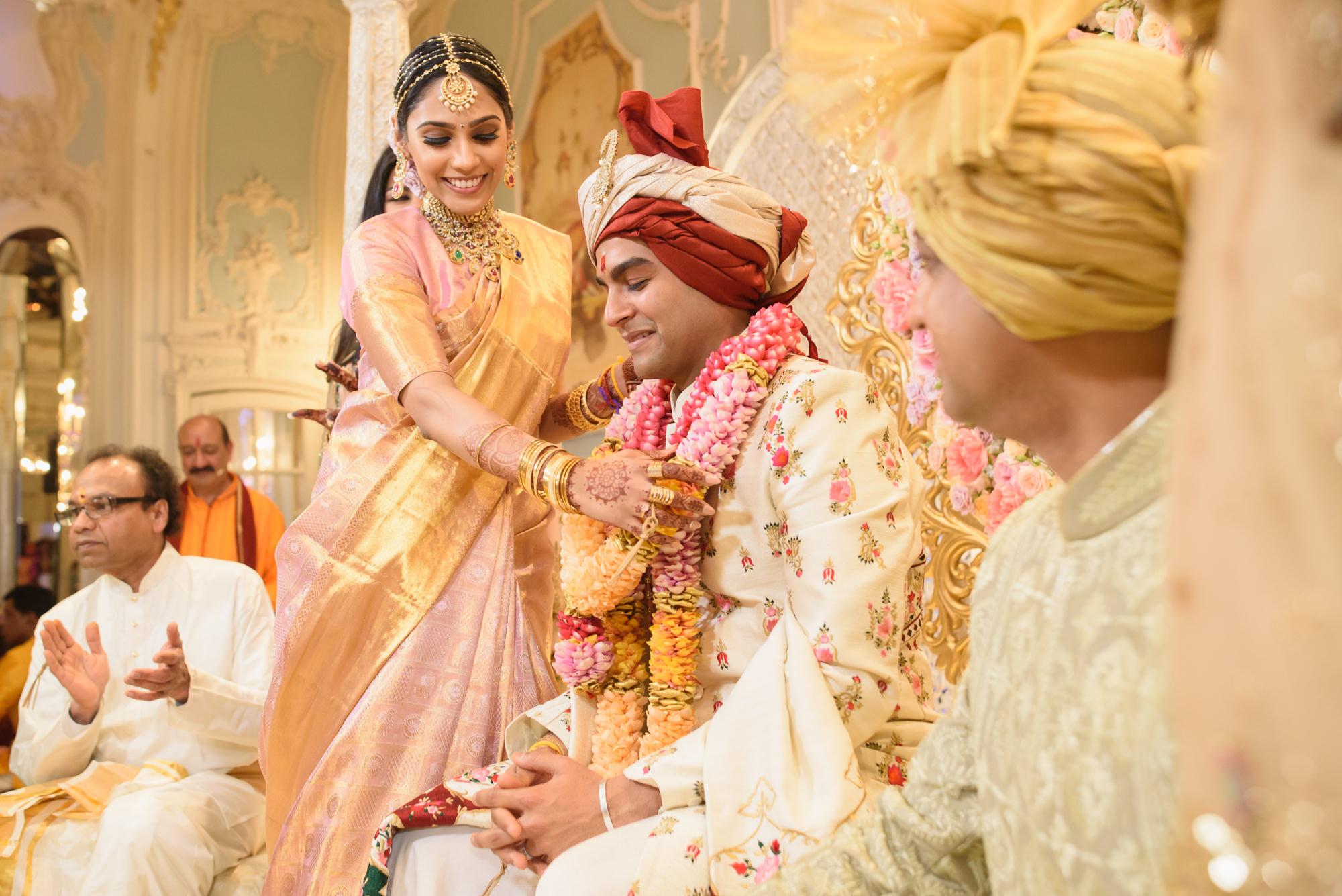 Tamil Gujrati hindu wedding photography photographer london the savoy -55.jpg