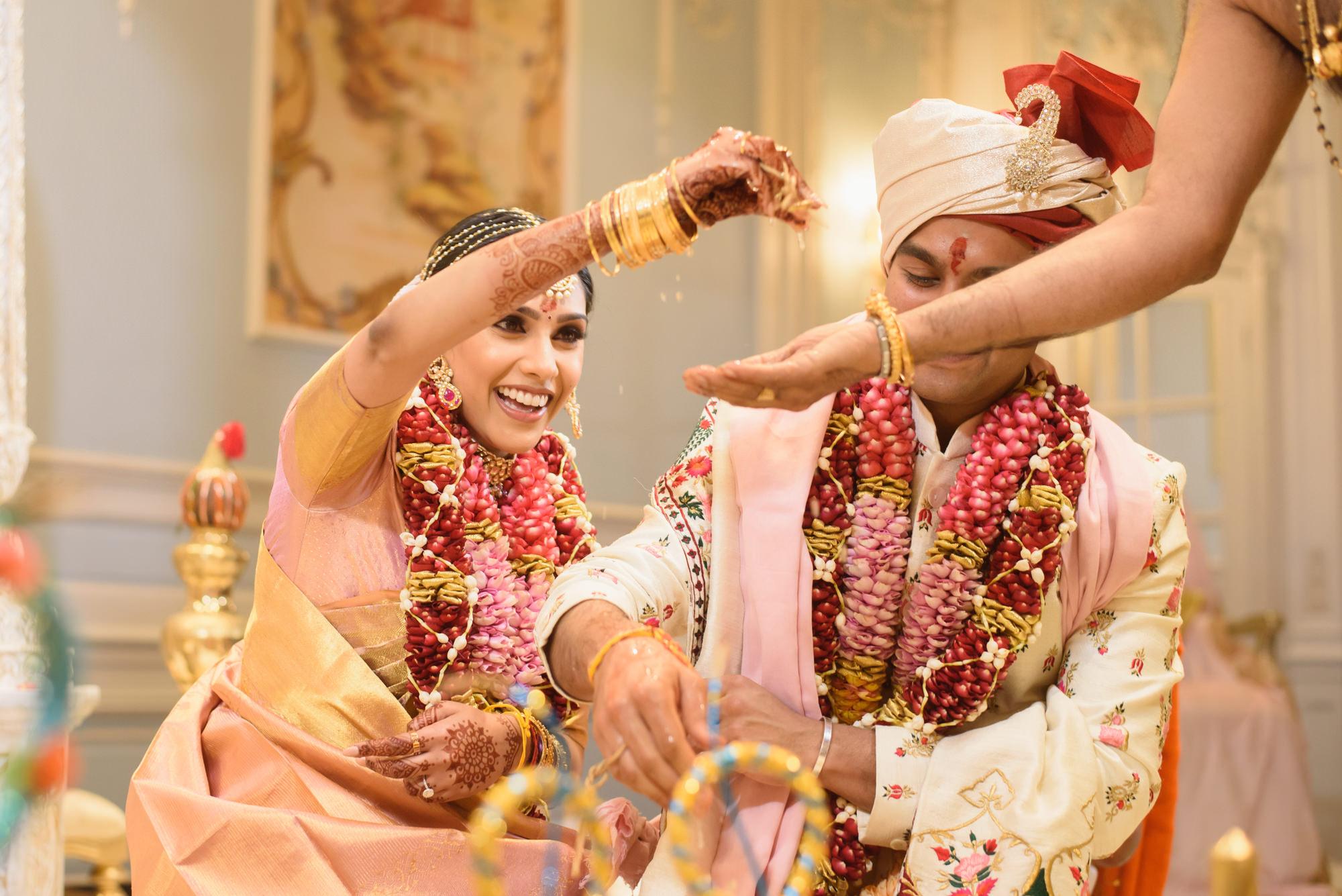 Tamil Gujrati hindu wedding photography photographer london the savoy -59.jpg