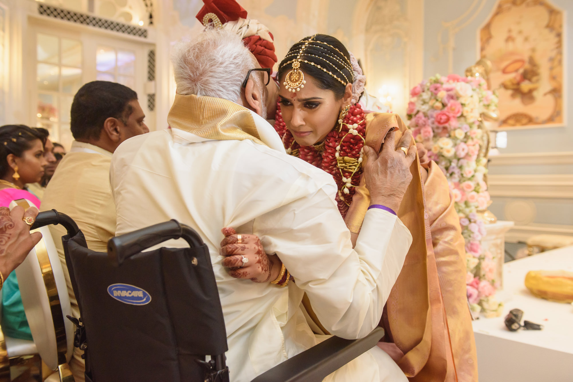 Tamil Gujrati hindu wedding photography photographer london the savoy -64.jpg