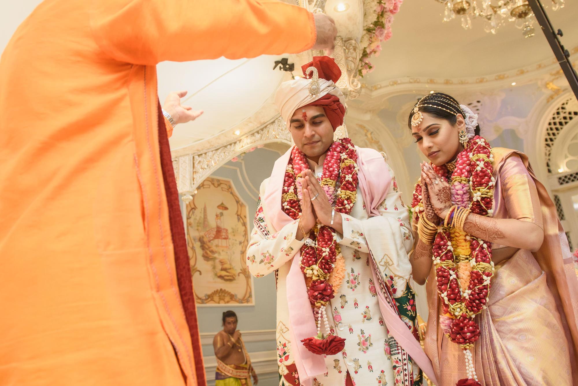 Tamil Gujrati hindu wedding photography photographer london the savoy -65.jpg