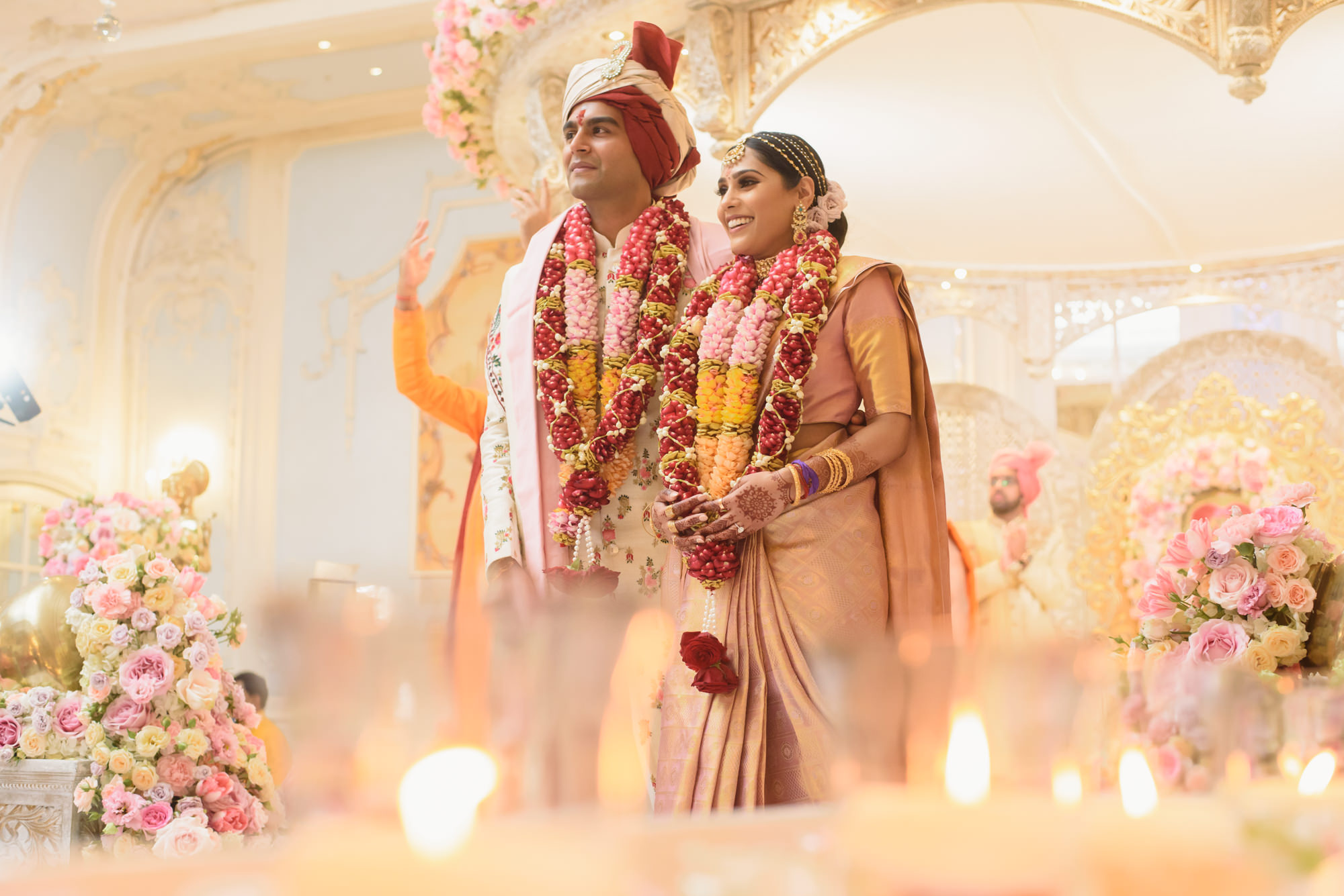 Tamil Gujrati hindu wedding photography photographer london the savoy -66.jpg