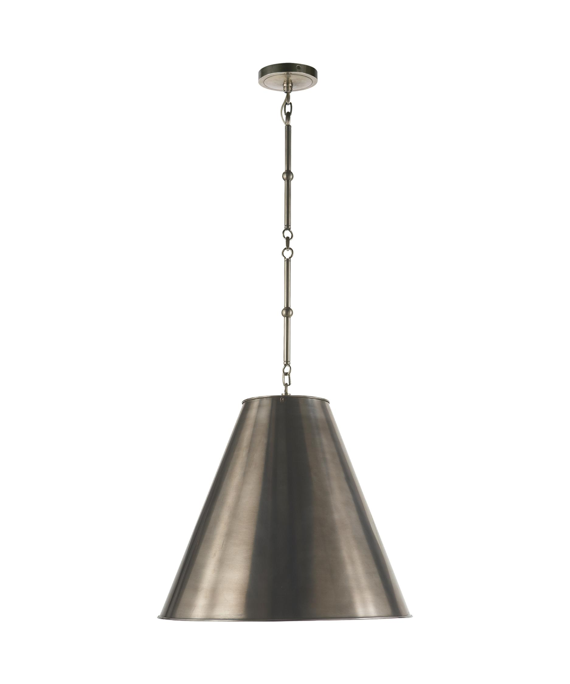 Thomas O'brien Goodman Petite Hanging Shade (Click image for direct link)
