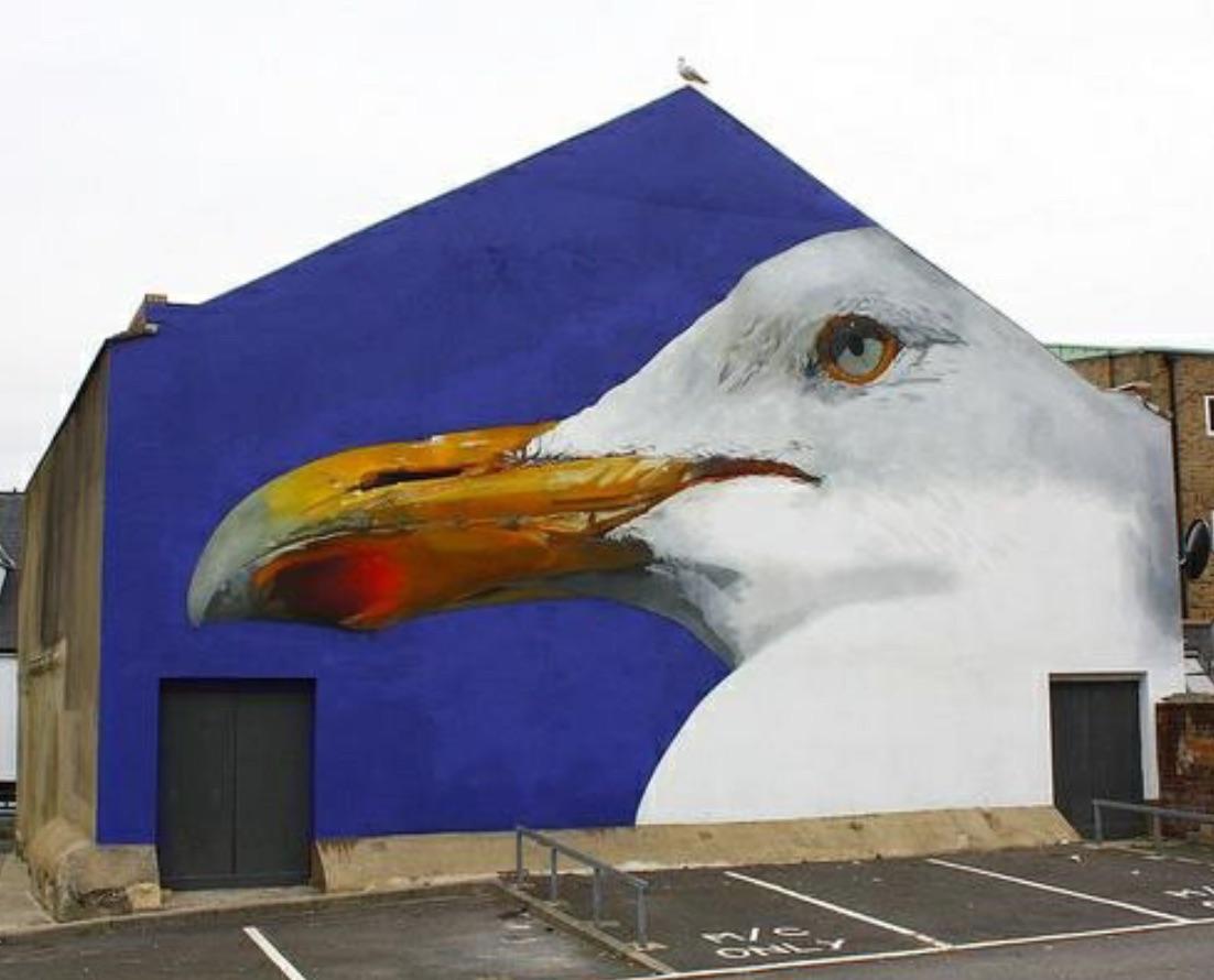 Leigh Mulley mural