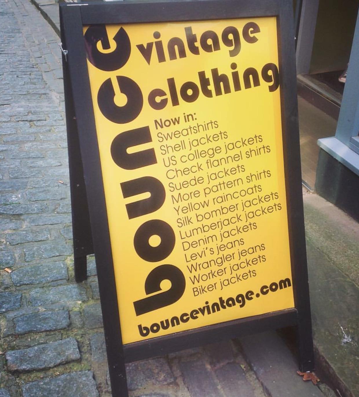 Bounce Vintage