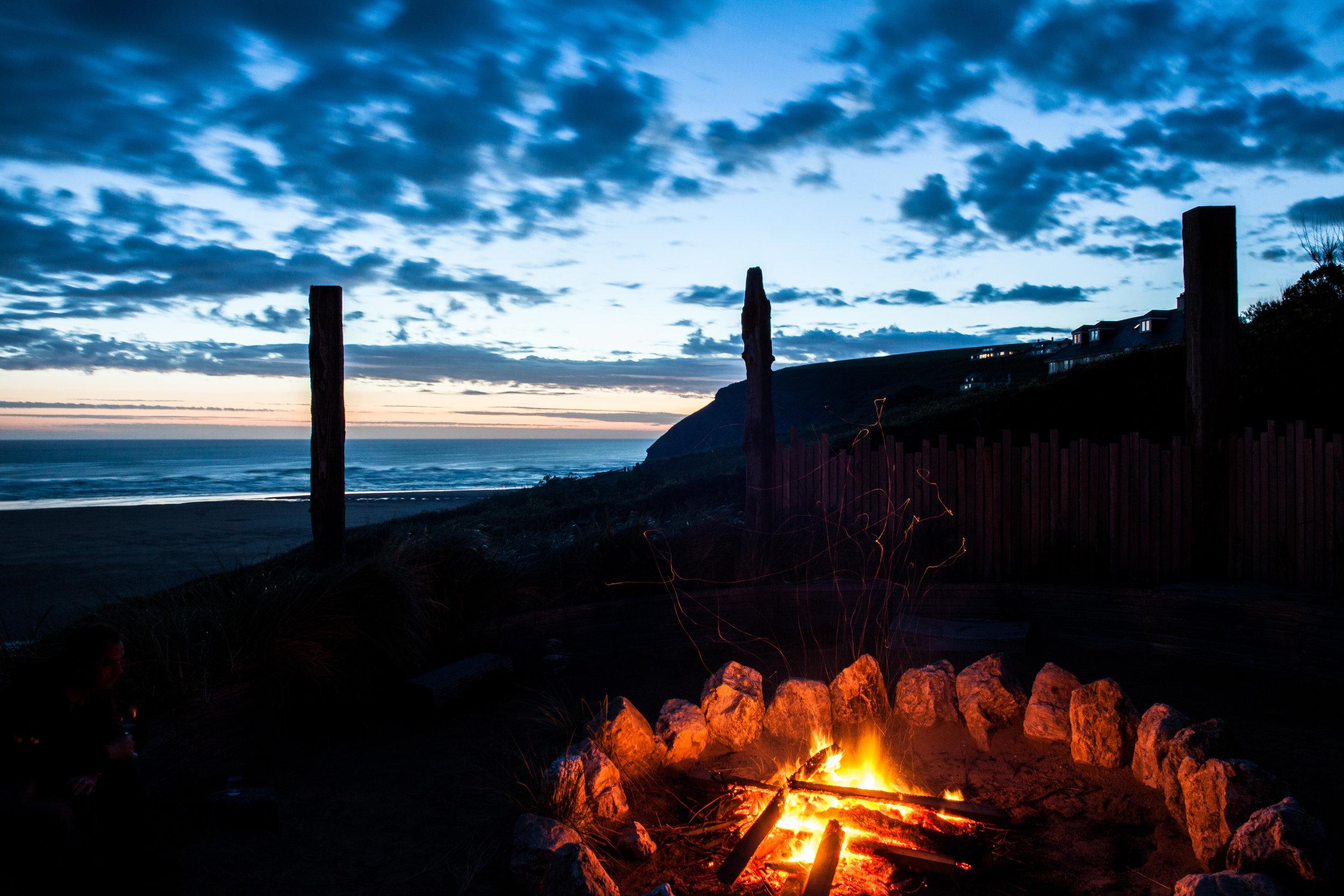 Photo: Matthew Woodget, Fireside Stories, Cornwall UK