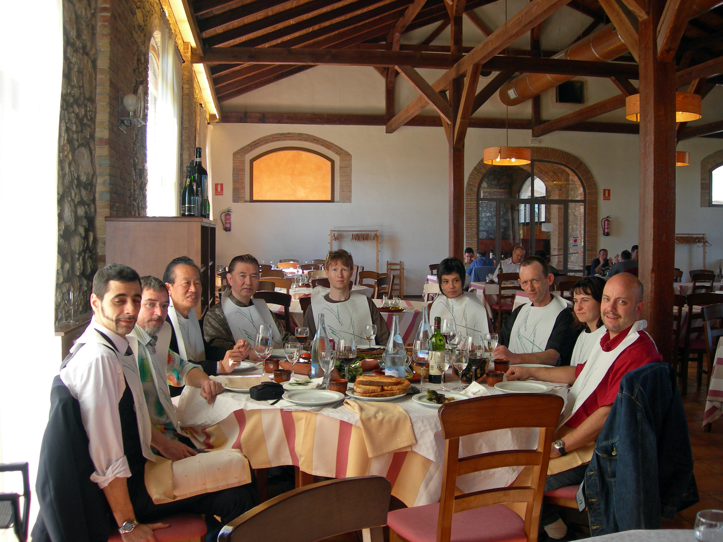 Eating in Spain with doc fai wong niel willcott spain seminars choy li fut.jpg
