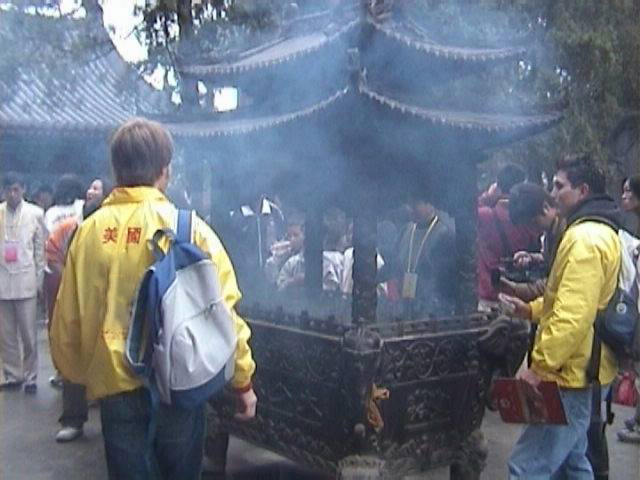 collecting incense ash form the shaolin temple .jpg