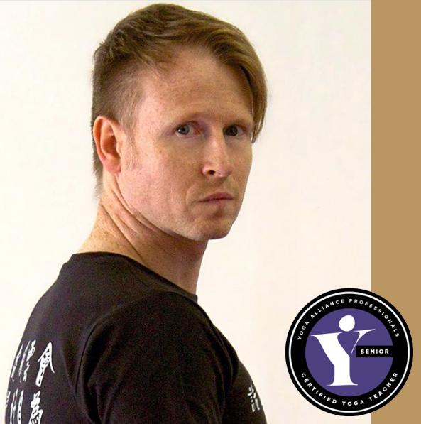 Niel Willcott - head yoga teacher