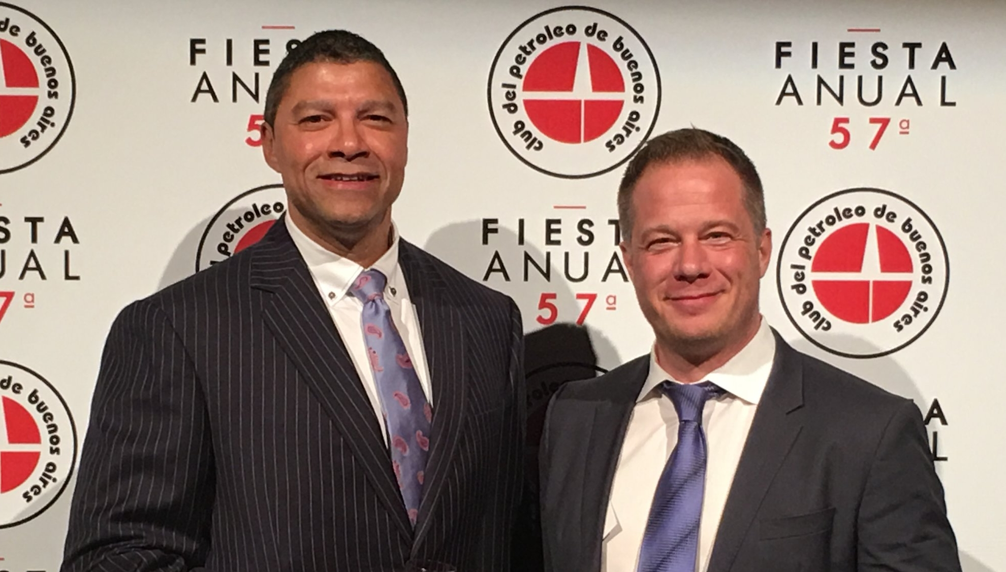 Pictured here, President & CEO, Sean Judge and Director of Corporate Development, Jason Munro