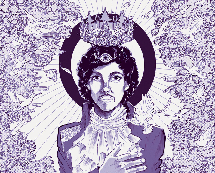 This poem was written the day Prince died. It is not about him, but he was very much in my subliminals and so snuck in there anyway.