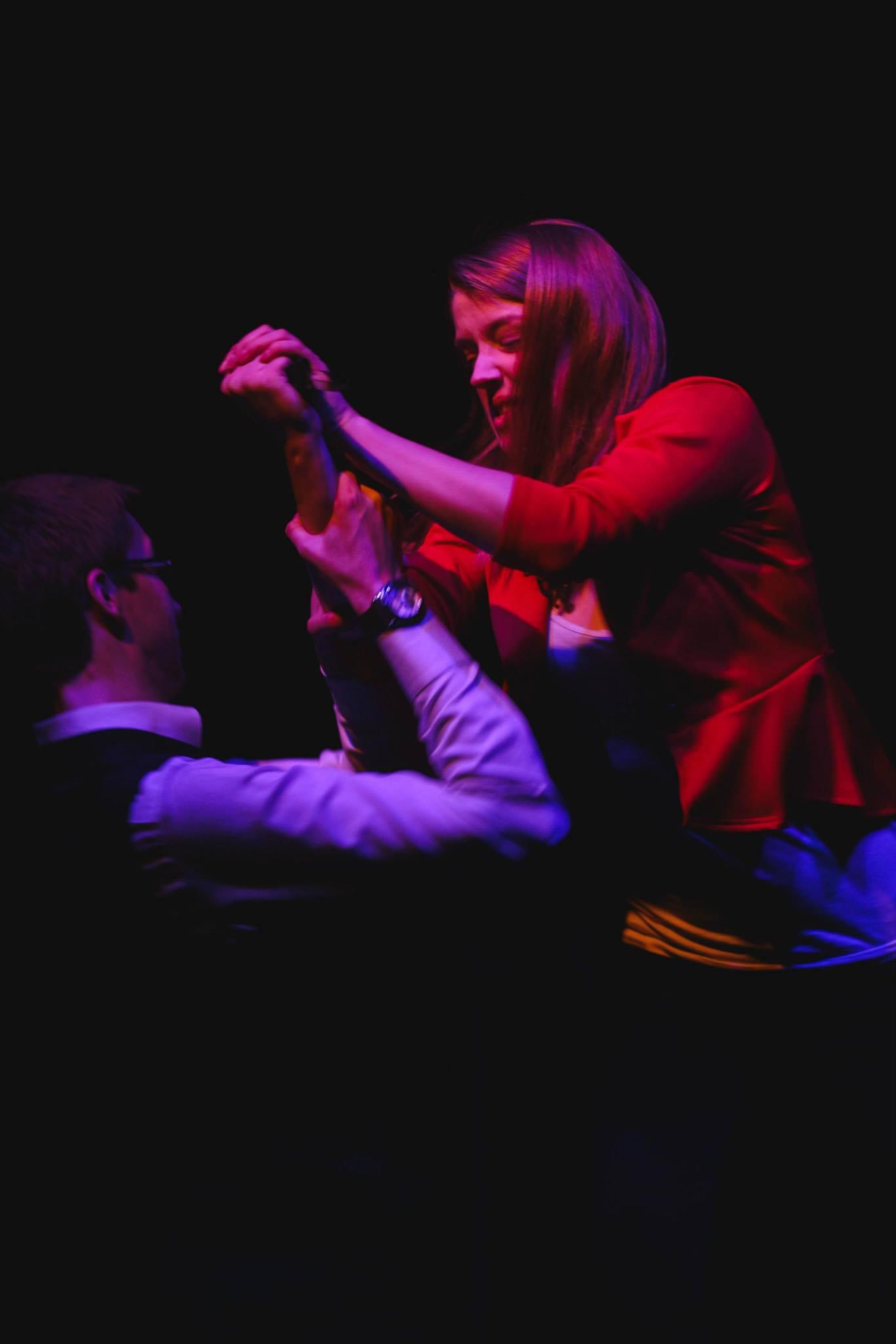 Egregore (Alicia Schultz), 2015, The Barron Theatre   Image: Katie Brennan