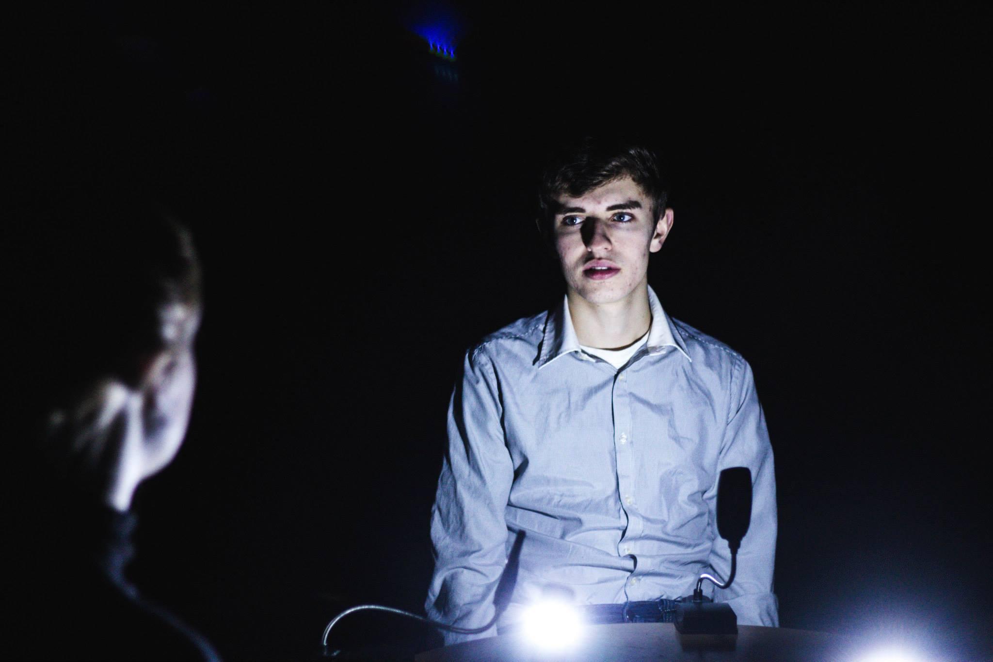 Crave (Sarah Kane), 2015, The Barron Theatre   Image: Katie Brennan