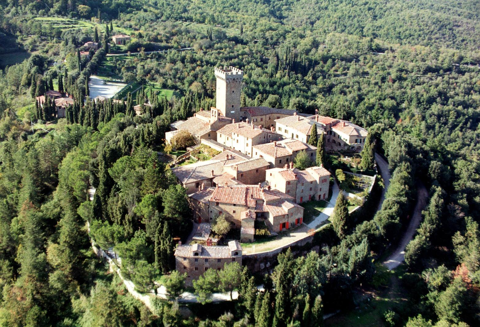 Art holiday Tuscany