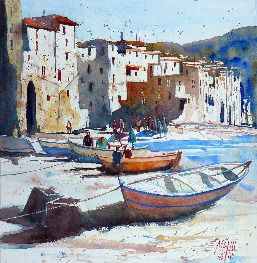 Sicily art holiday