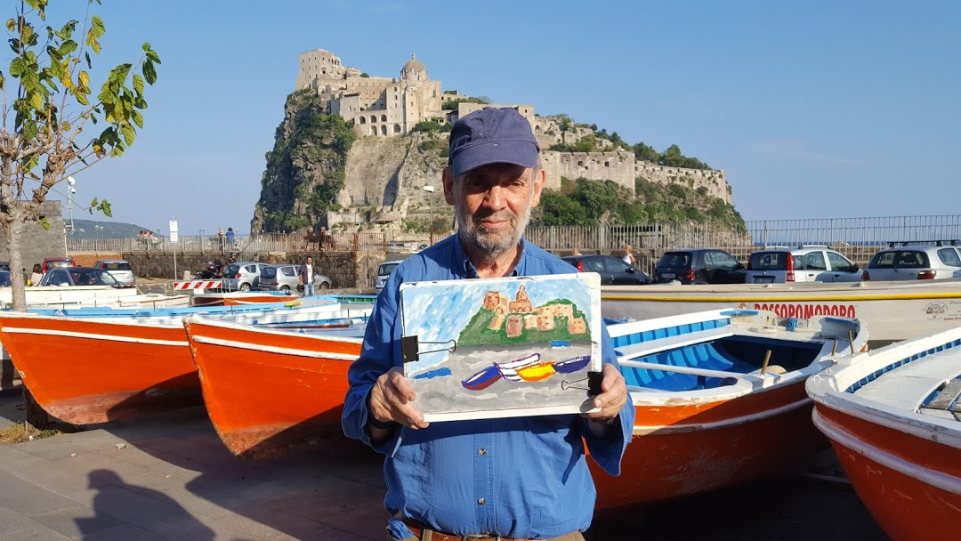 Art holiday Amalfi