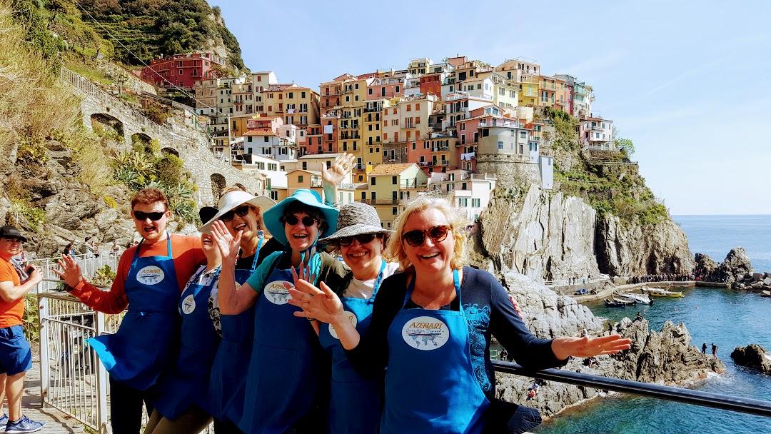 Art holiday Cinque Terre