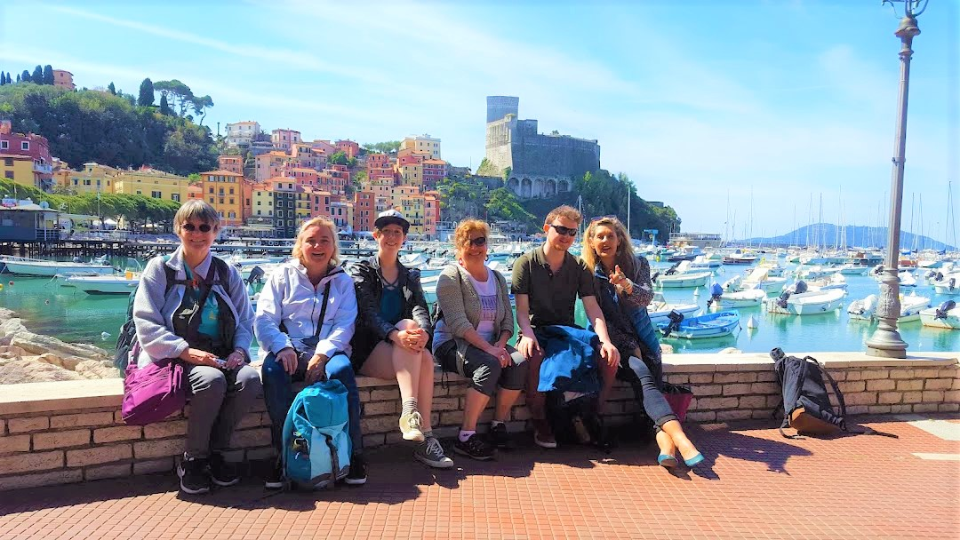 Painting holiday in Cinque Terre