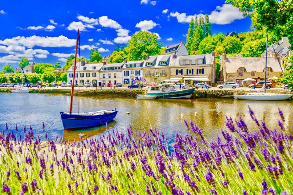 Brittany art holiday