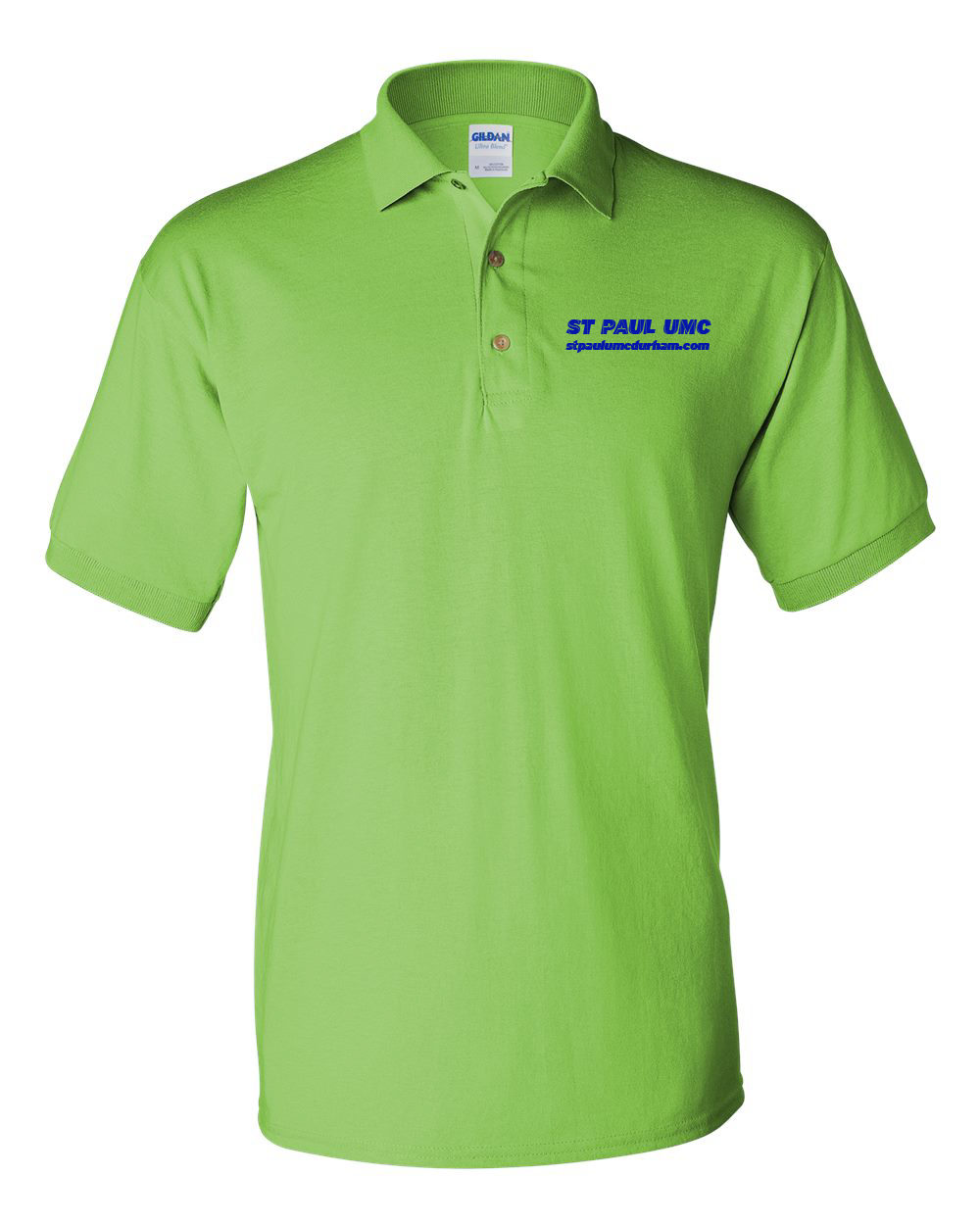 Polo-Mens-Front-Oneline&website-BrighterGreen.png