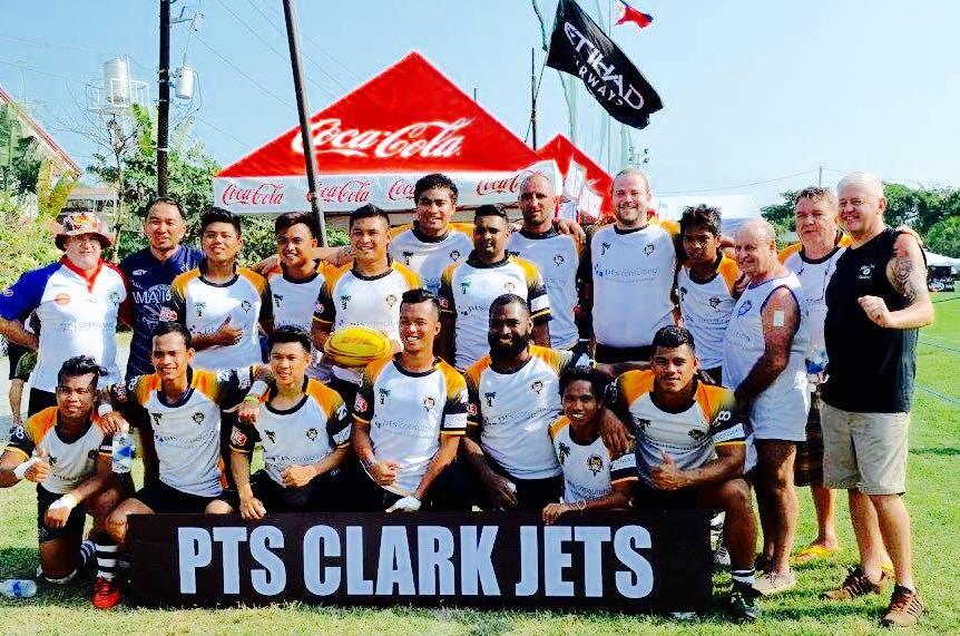 PTS Clark Jets Win!