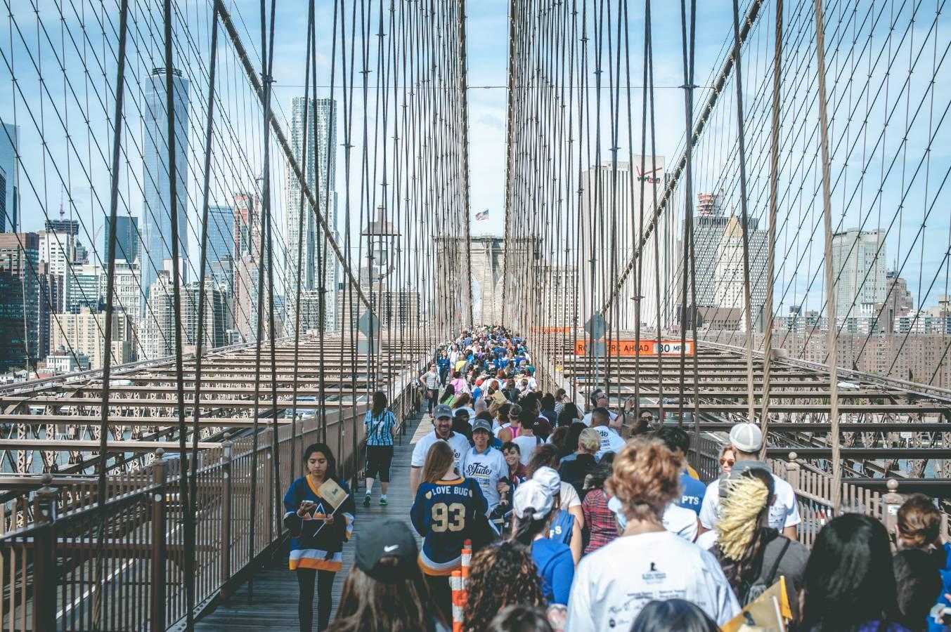 St Jude's Walk, New York
