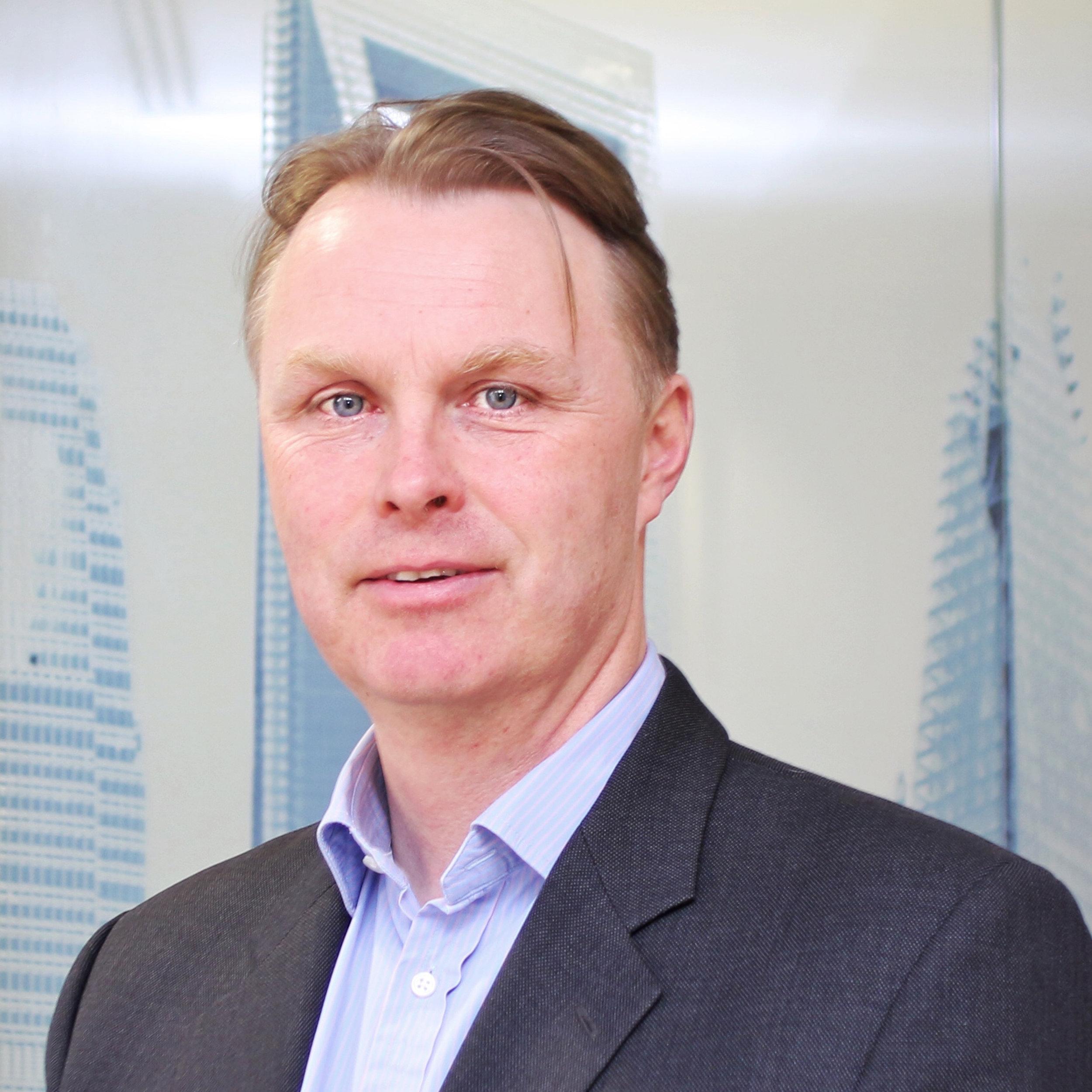 Patrick Stewart-Blacker   Head of Workspace Technology