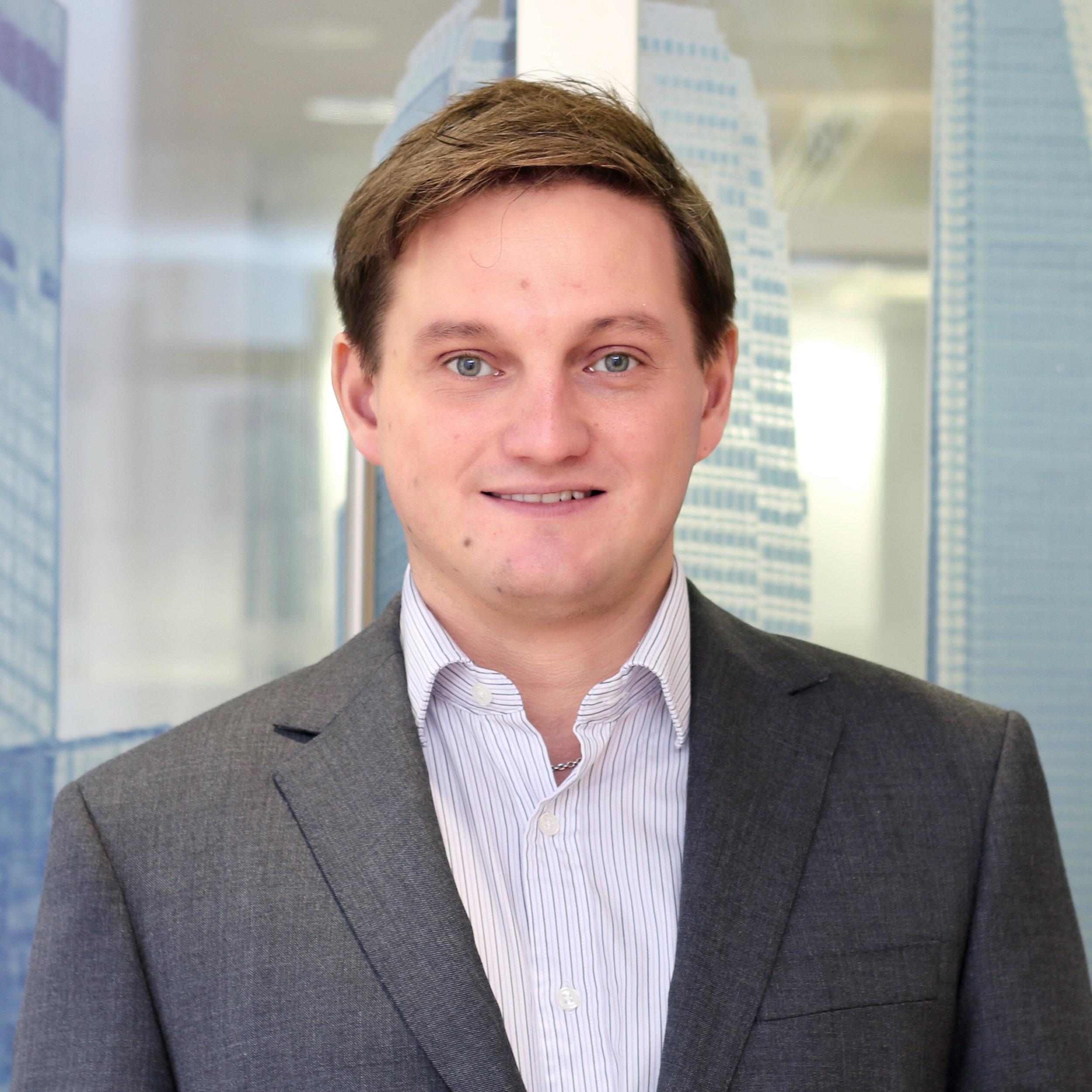 Michael Robertson   Relationship Manager