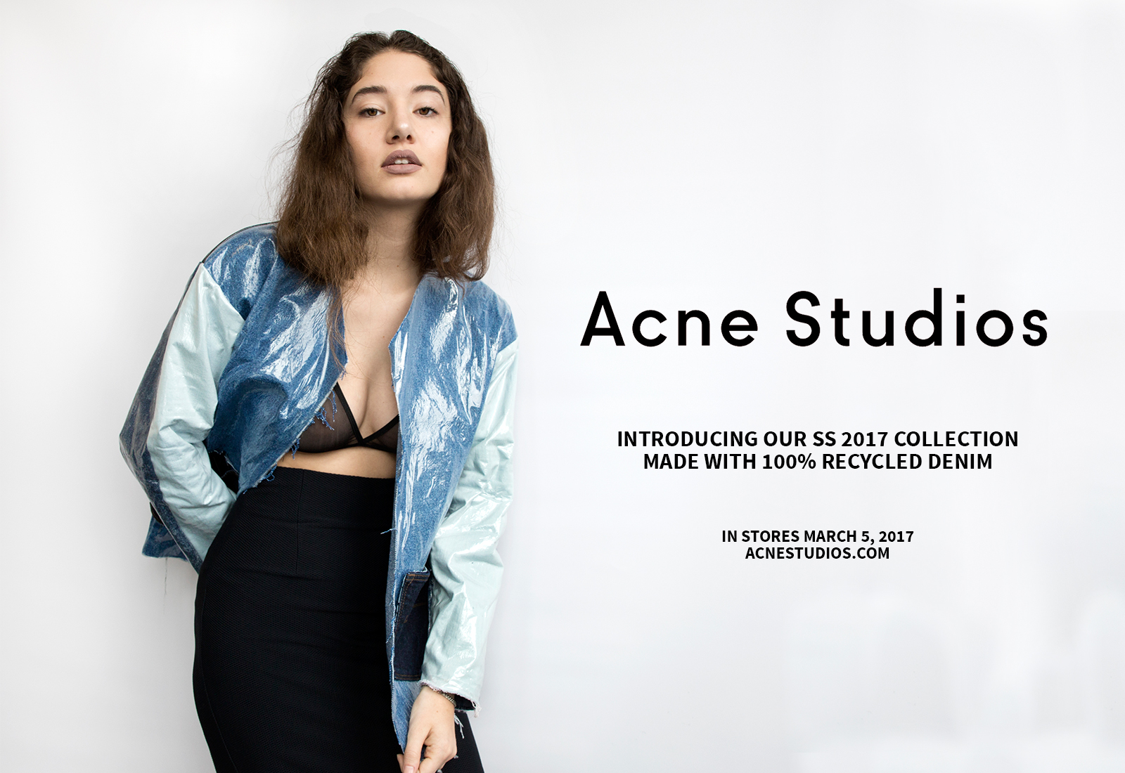 Sustainable Concept for Acne Studios