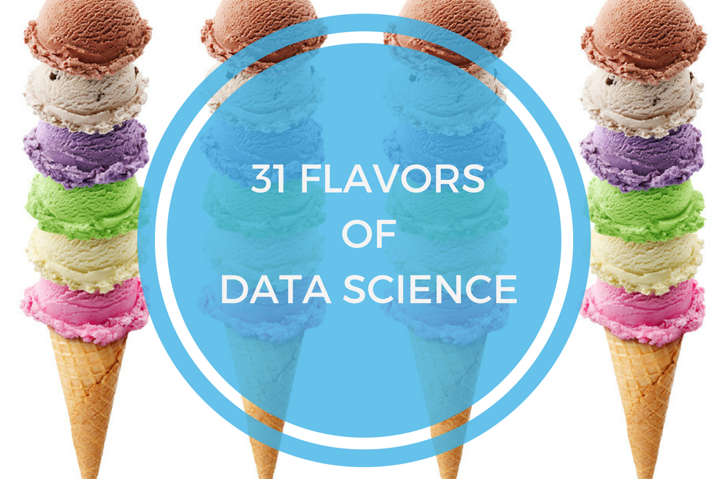 31-flavors-of-data-science