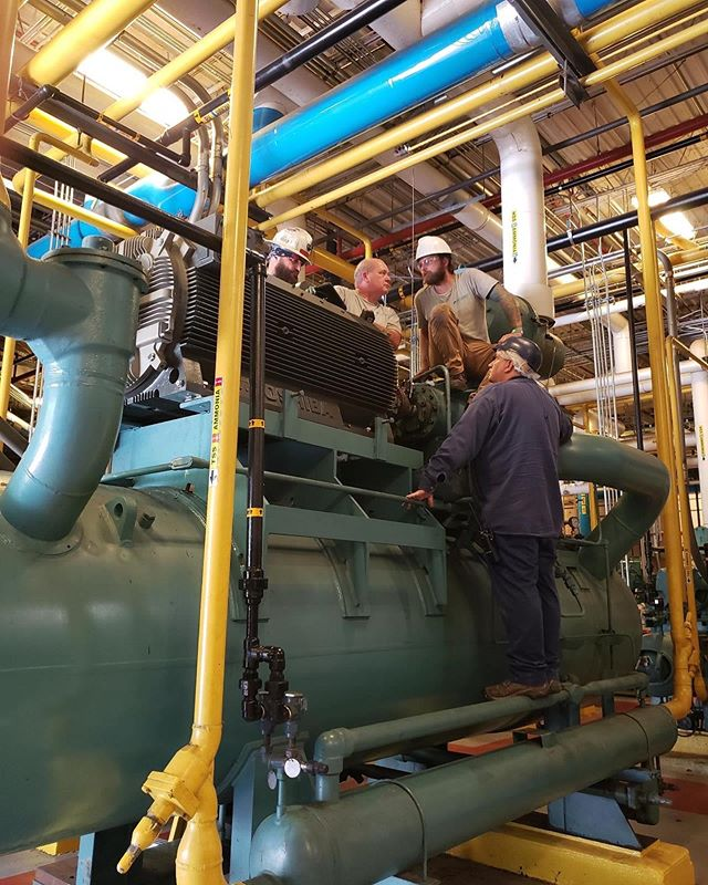 Glenn, Anthony and James discuss the Ludeca Alignment Procedure along with our customer as we install this 700hp Toshiba unit. Once the alignment is completed we will finalize the electrical commission and start up to bring this unit back on line.