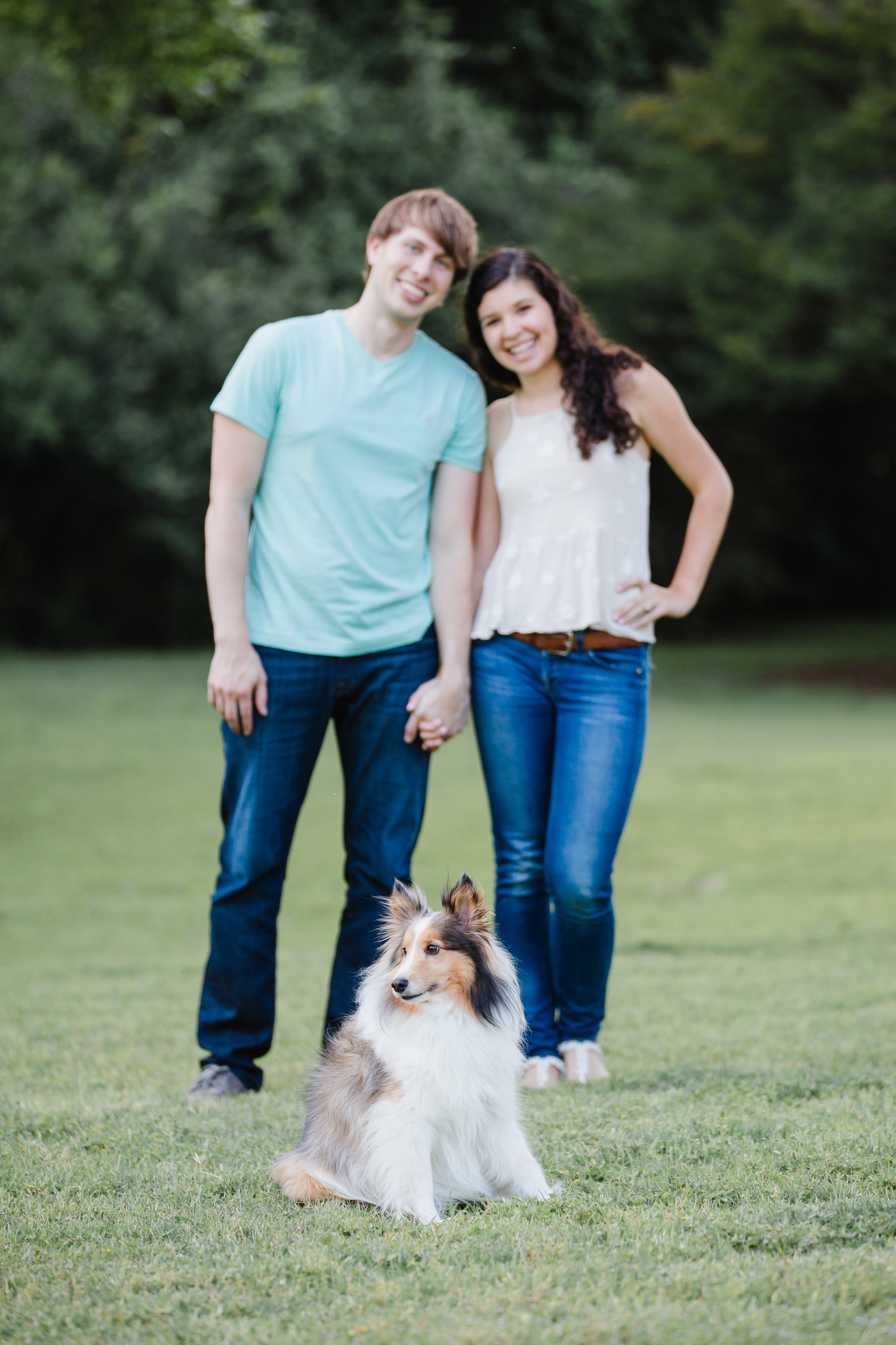 engagement session with your dog, puppy engagement session,mans best friend, dog engagement photos, engagement photos with your dog, best dallas photographer, dallas texas, wedding photography, engagement photography, couples goals,