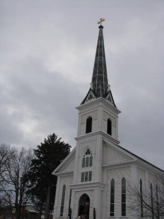 St. Patrick Church. The place I found my inspiration to start the business.