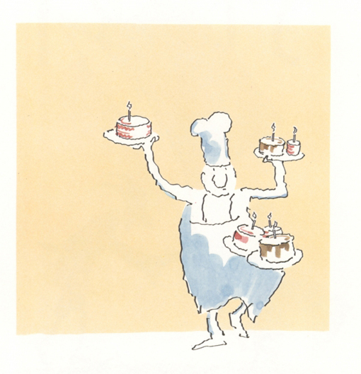 Cake balance