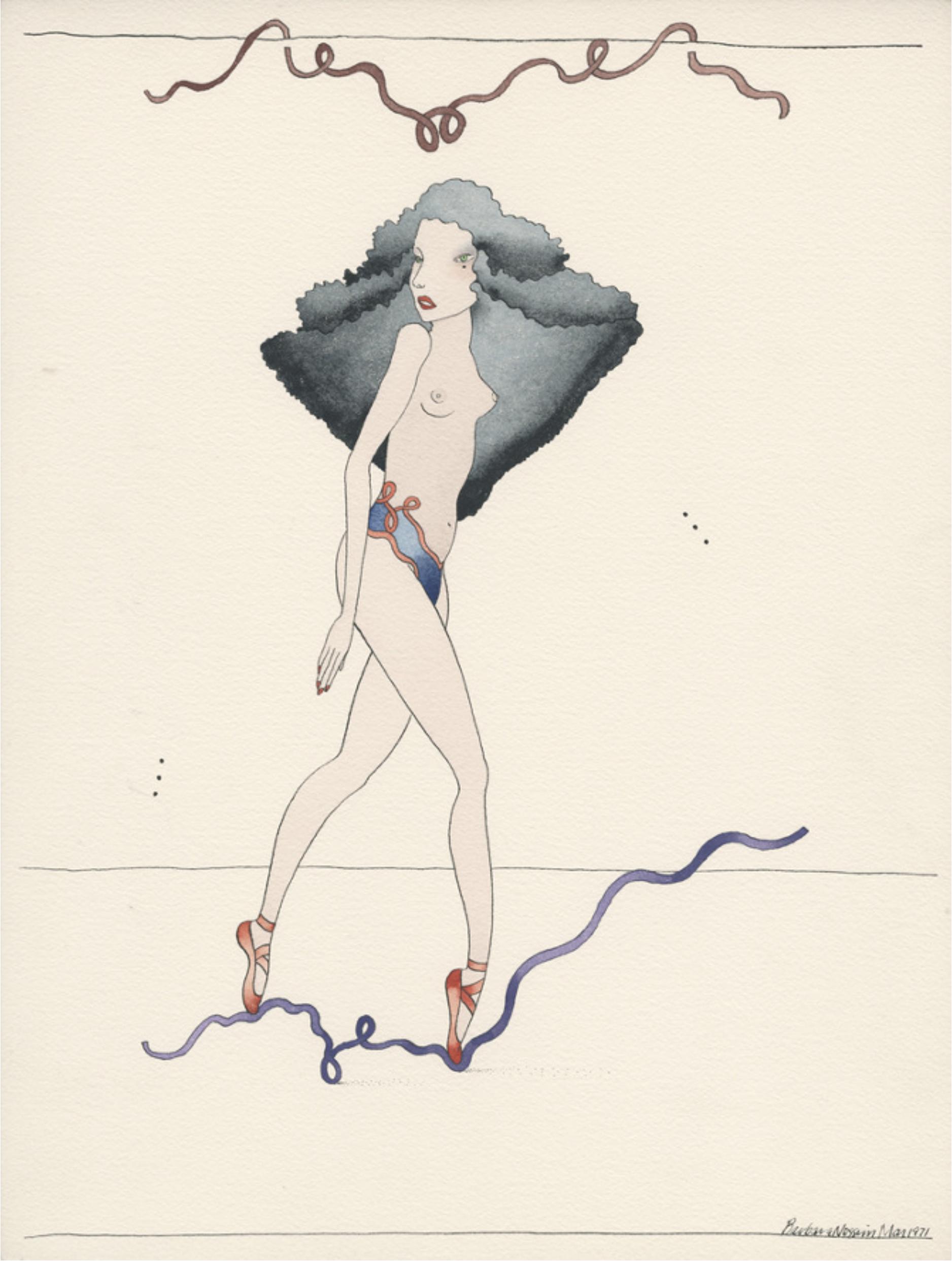 WomanGirl, 1971