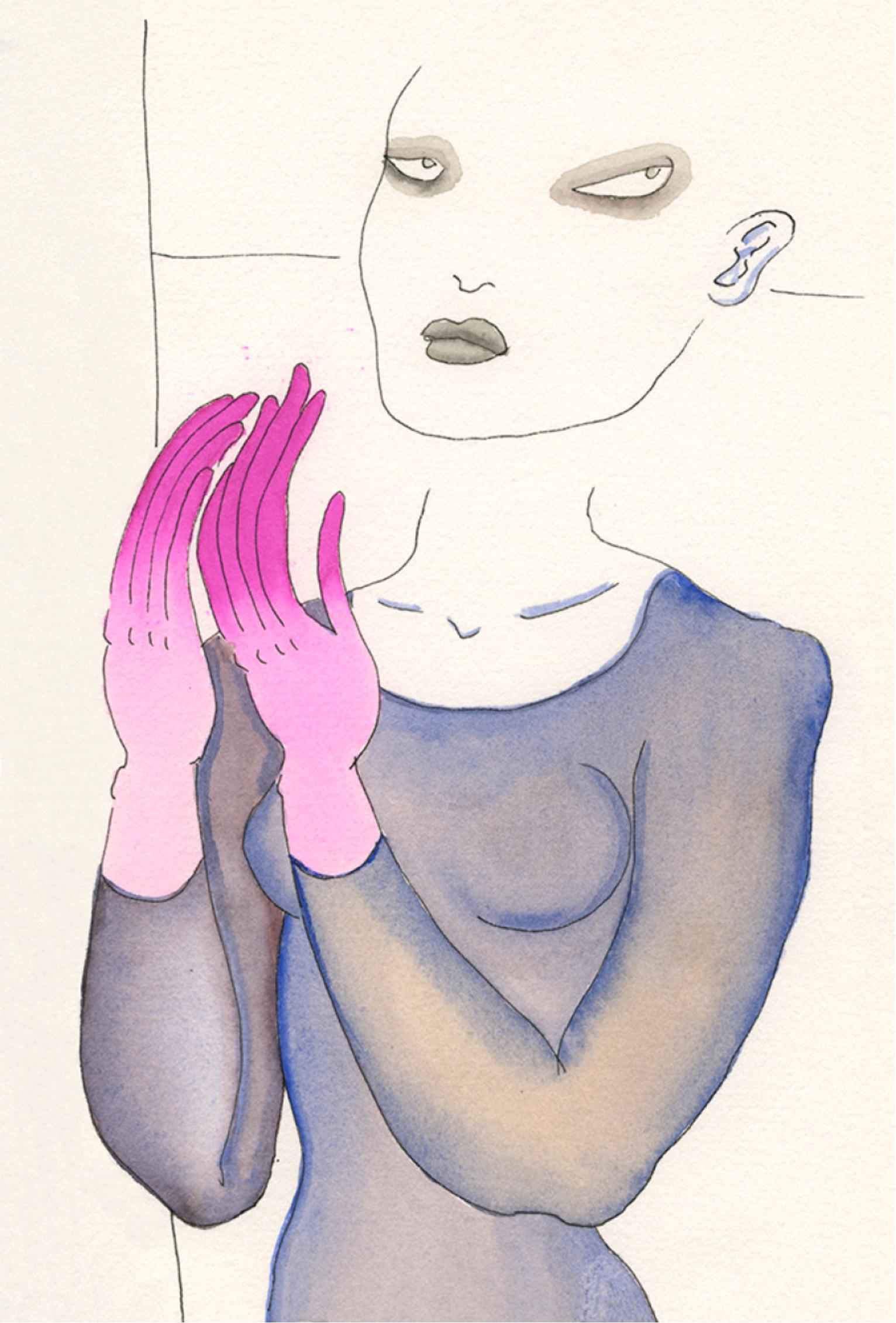 Sketchbook 91, 2008