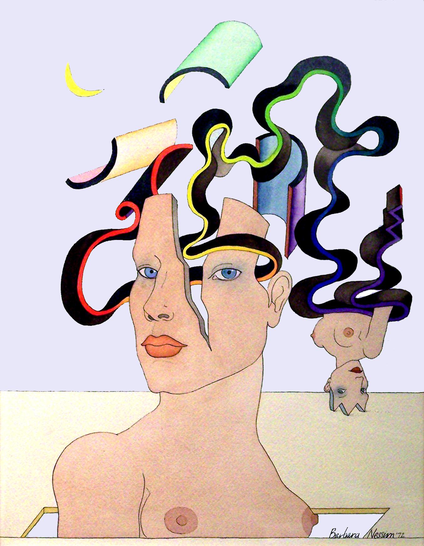 Woman Madness, 1972