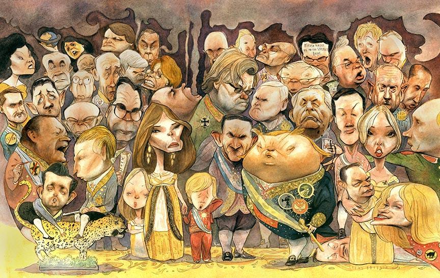 Donald Trump's court