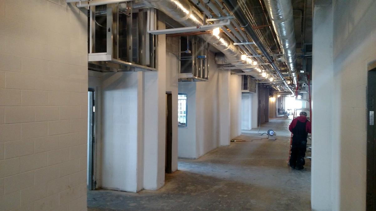 Hillsboro High School — MNPS Facility Planning and Construction