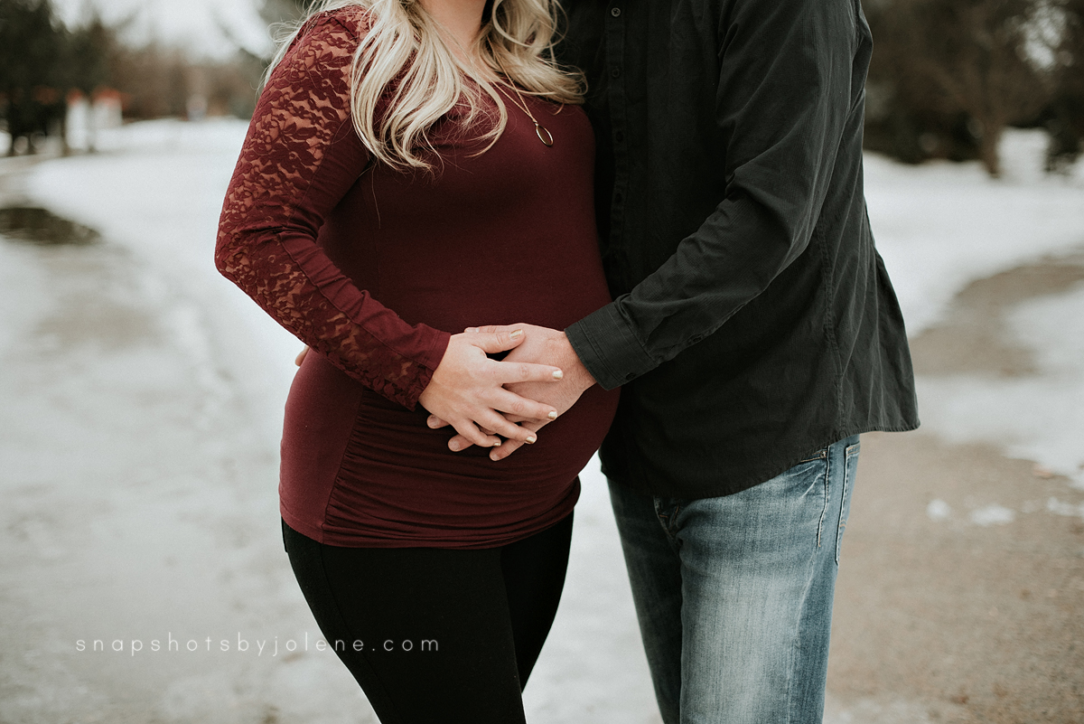 boise maternity session