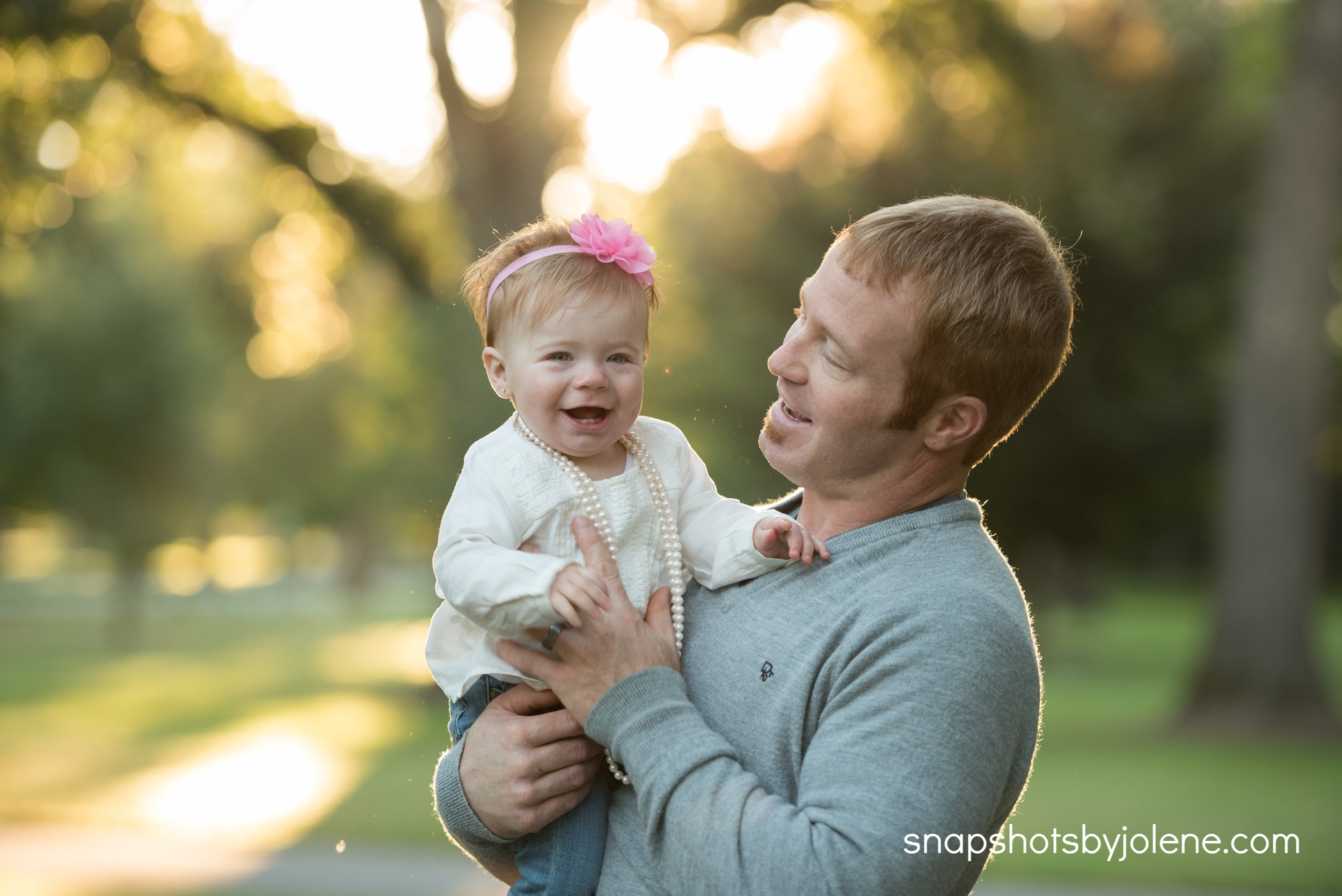 julia davis park boise family photographer