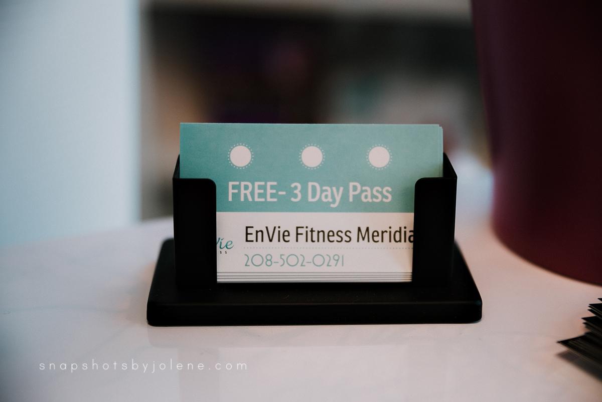 envie fitness meridian idaho