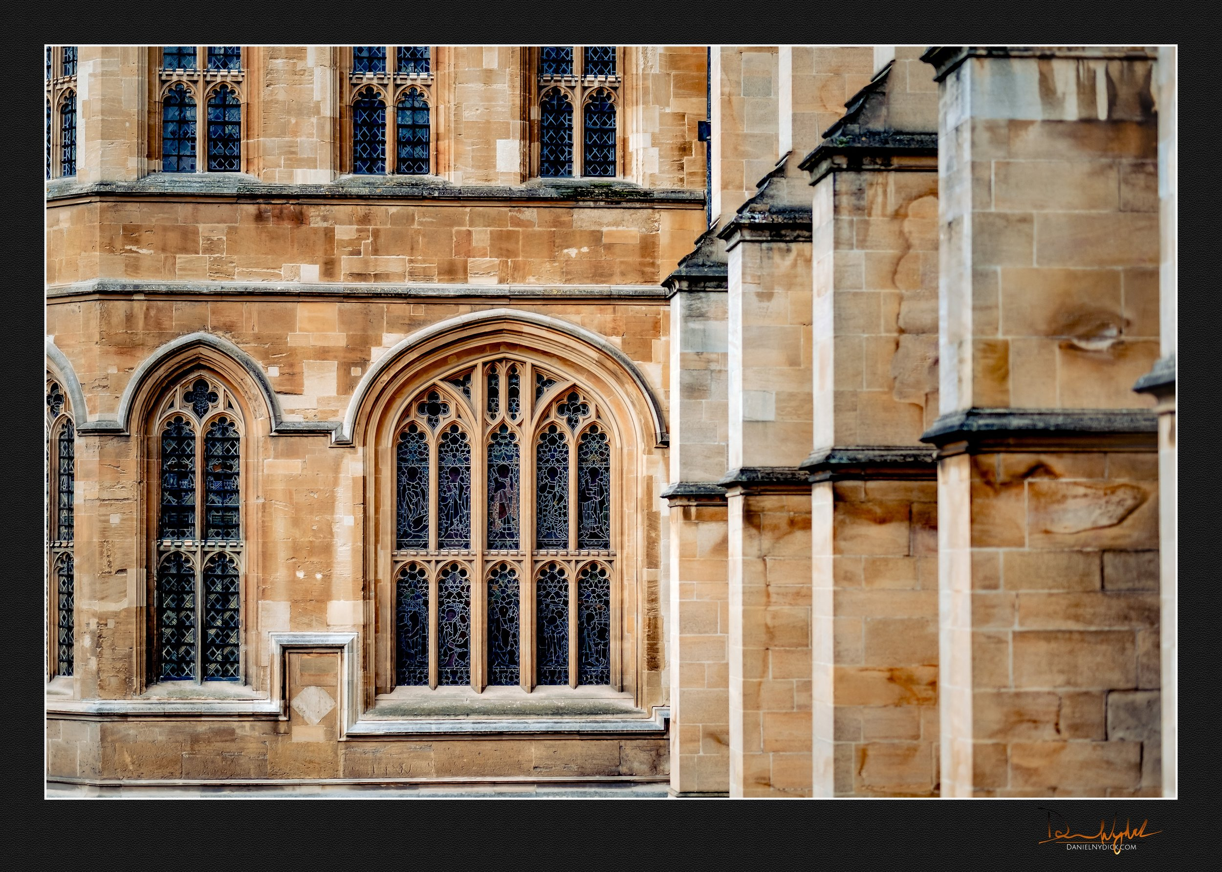 windsor castle architecture, window