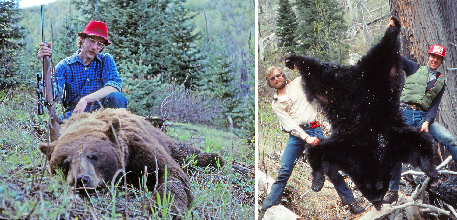 The information I learned during my first five years of hunting spring black bears in Idaho and the data from Mike Schlegel's studies in the Lochsa and Clearwater enabled us to take many of Idaho's highest ranking black bears in the Idaho records book.