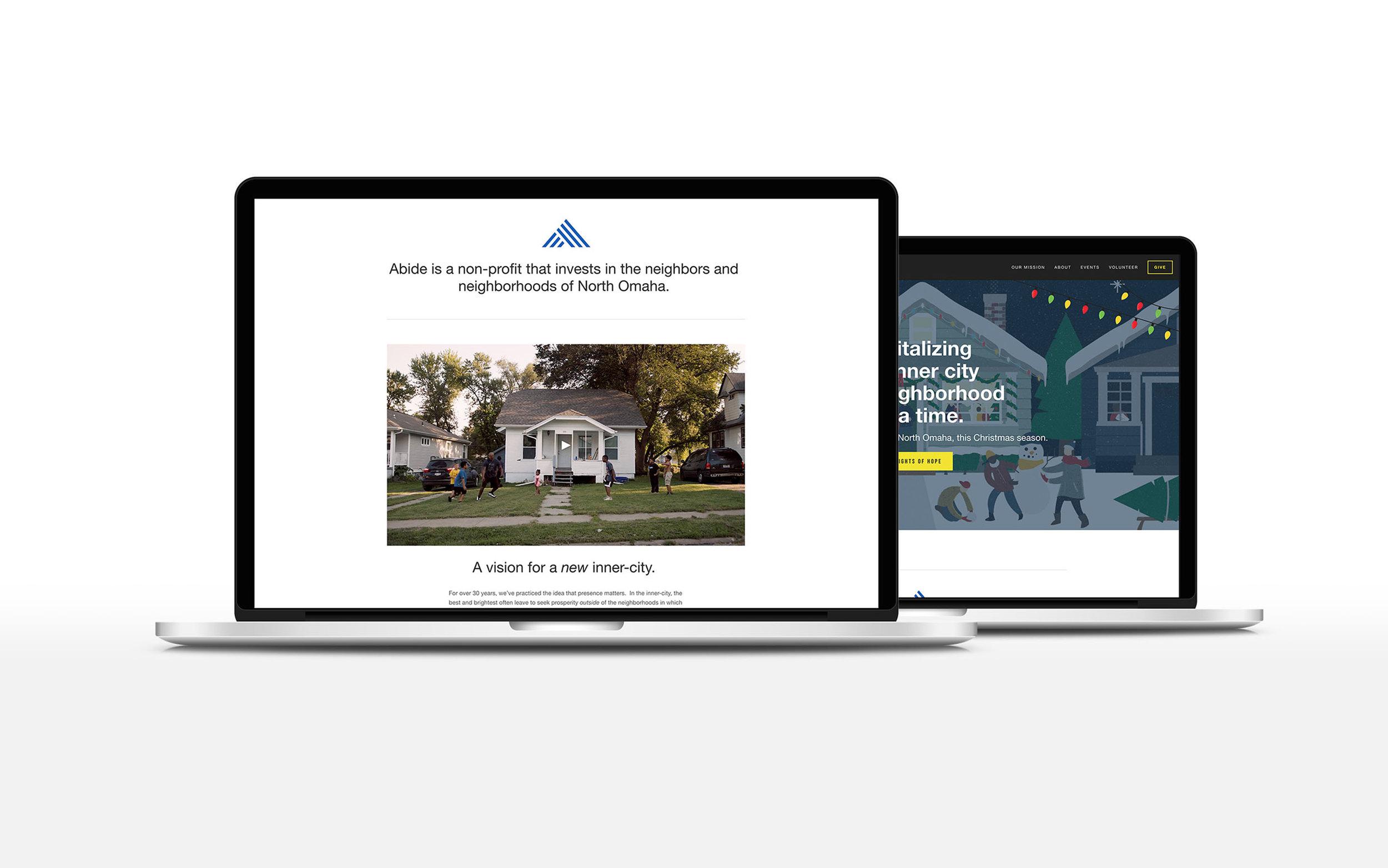 Fruitful Design Strategy Omaha Nebraska Abide Website.jpg