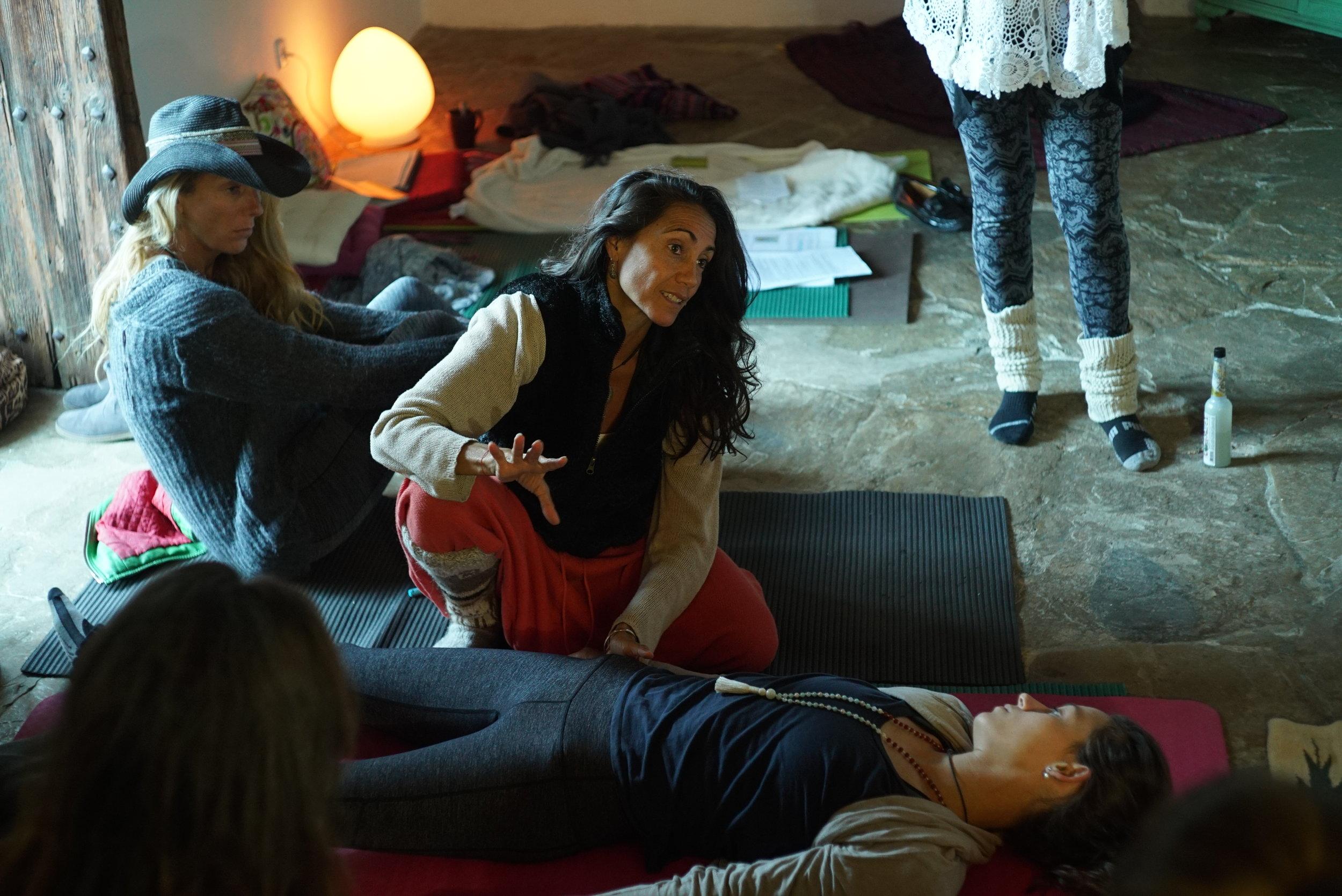 Ibiza Yoga LilyPod Teacher Trainings