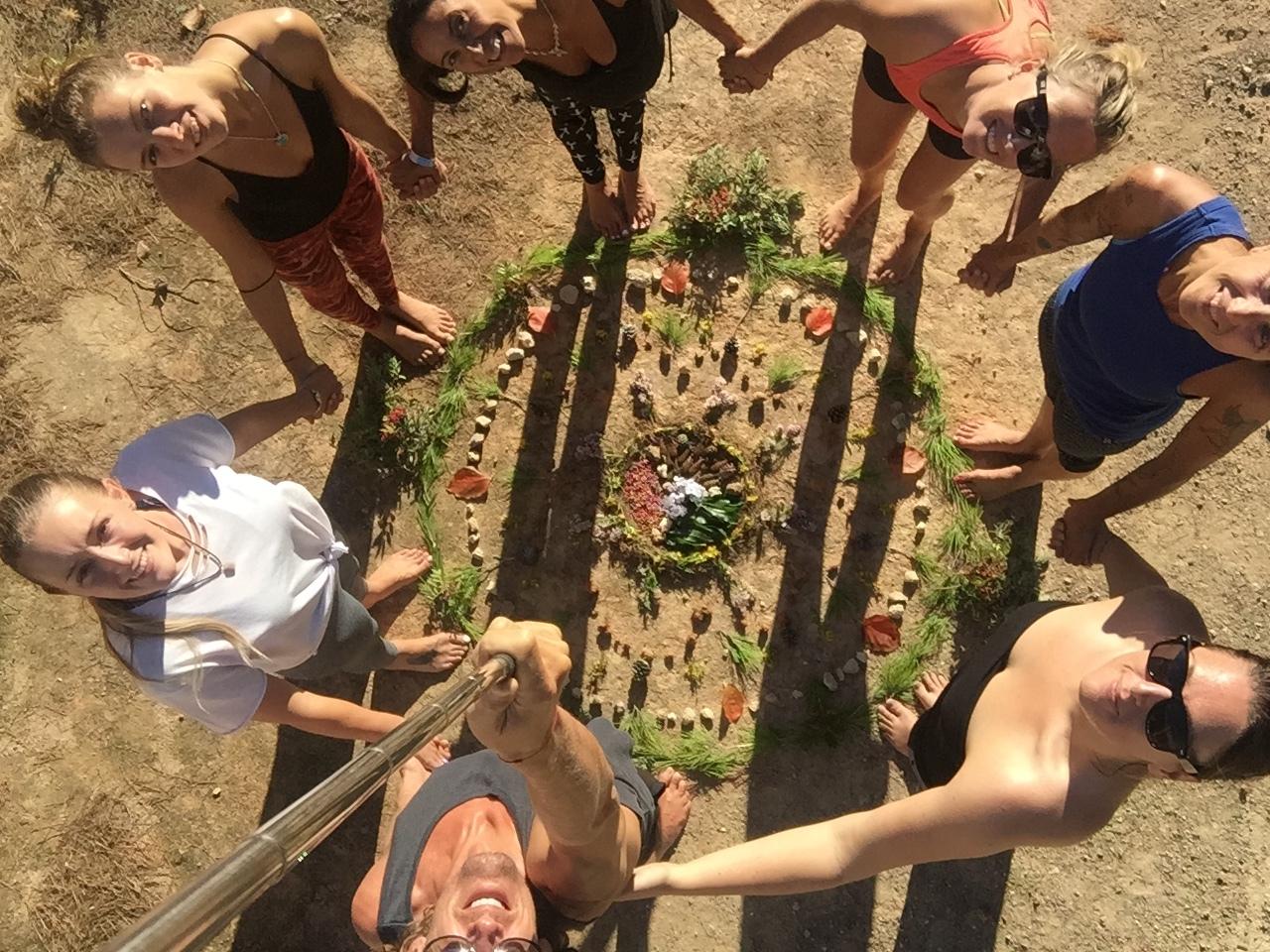 LilyPod Yoga Teacher Trainings IBIZA