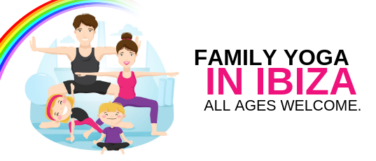FAMILY YOGA SESSIONS IN IBIZA AND OR YOGA & BREAKFAST    For those of you living in Ibiza or will be visiting the island and would like private sessions at your place or mine, drop me a line. All ages :-) & possibilities.   LENGTH: 60 minutes  COST: 120 Euros  With breakfast 140 Euros  The session will begin with some gentle medicine bowl sounds to invite a sense of harmony and peace to the little ones, to integrate an aspect of non-verbal communication and to trust our inner guide.  We will spend some time speaking about the natural flow of nature and the animal kindom and why in Yoga most of the postures have animal names. Sounds are also a big part of the tradition so we welcome them!  We will end with some quiet time and reflection in a seated position with a lovely guided meditation.  NAMASTE