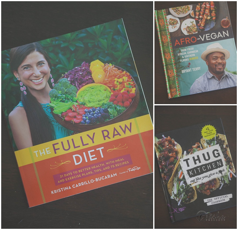 some of my favorite cookbooks as of late... to try them for yourself, try my  here . #ad