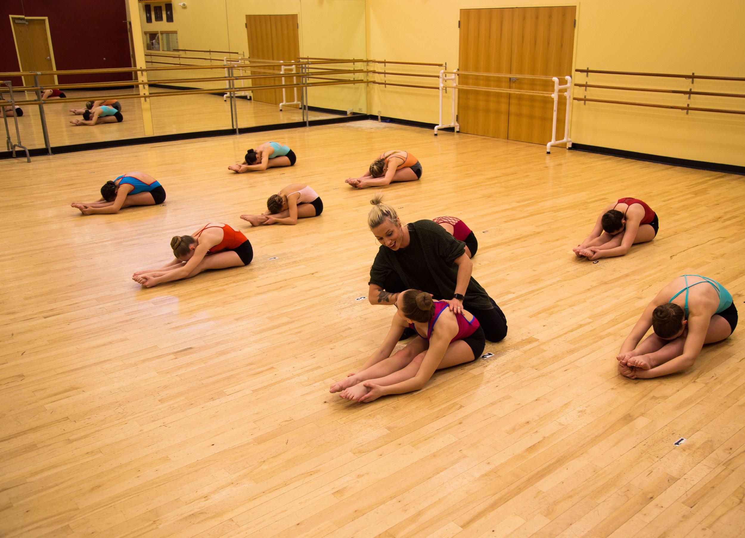 Thomas Dance Studio Brochure